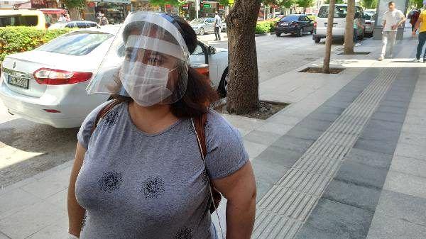 Çorum'da polisten 'maske' denetimi