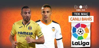 Eliaquim Mangala: Avrupa Ligi'ne katılım için kıyasıya bir maç! Villarreal'in Valencia'ya karşı iddaa oranı...