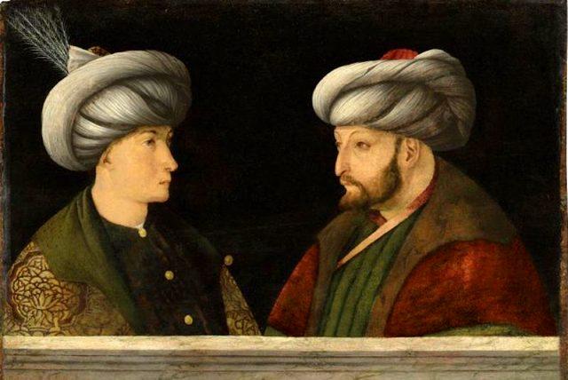 Murat Bardakçı, İBB'nin satın aldığı tablodaki meçhul kişinin Cem Sultan olmadığını söyledi