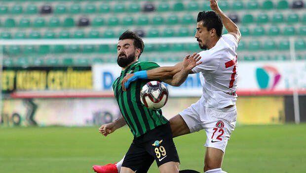 Akhisarspor 1-0 Ümraniyespor