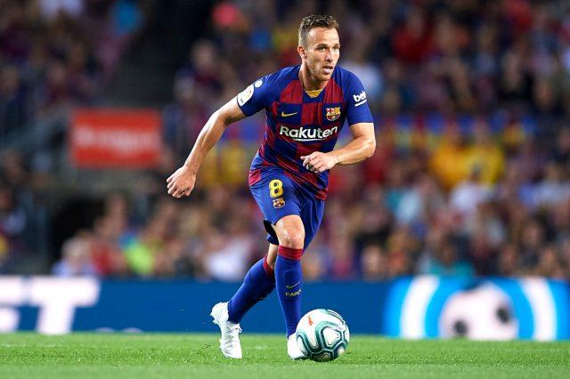 Arthur'u Juventus'a 82 milyon euroya satan Barcelona, Pjanic'i 65 milyon euroya transfer etti