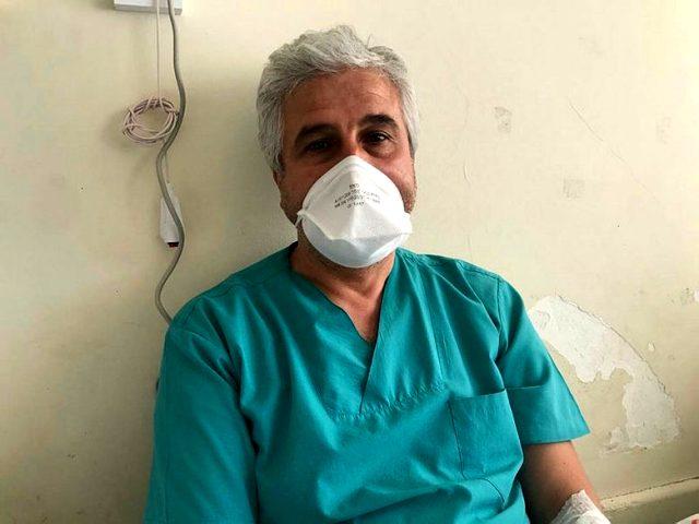 Maske uyarısı yapan doktor, hasta ve yakınları tarafından darp edildi