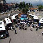Trabzon Büyükşehir Belediyesi otobüs filonusu güçlendirdi