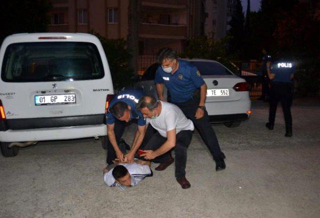 Adana Çay bayat' deyip, öğretmene kurşun yağdırdı, otoparkta saklanırken yakalandı