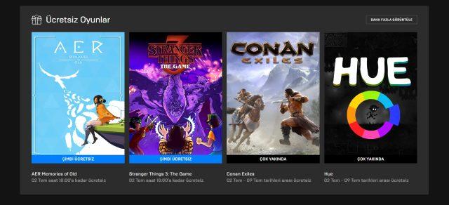 Epic Games store'da neler ücretsiz? Epic Games launcher hangi oyunlara sahip? Fortnite'ın yayıncısı Epic Games ücretsiz oyunları nelerdir?