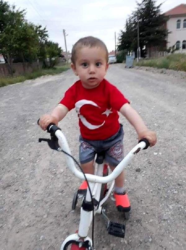 Kayseri'de 3 yaşındaki Alperen'i öldüren zanlı, su kuyusunda yakalandı
