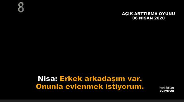 Ses kayıtlarına ulaşan Acun Ilıcalı, Sercan ve Nisa olayını çözdü: Nisa'nın olumlu bir duygusu yok