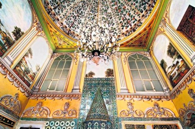 Topkapı Sarayı'nda tarihe geçecek restorasyon skandalı