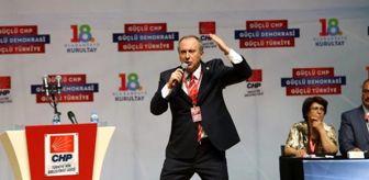 Haluk Pekşen: Muharrem İnce, CHP Kurultayı'nda genel başkanlığa aday olmayı düşünmüyor