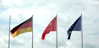 Dışişleri Bakanı Çavuşoğlu Almanya'da - Heyetlerası görüşme