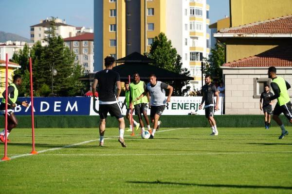 Hes Kablo Kayserispor'da Beşiktaş maçı hazırlıkları devam etti
