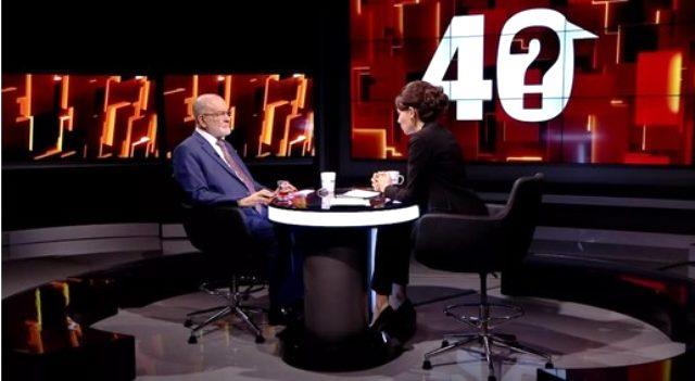 Karamollaoğlu'ndan 'Madımak sizi utandırmıyor mu' sorusuna yanıt