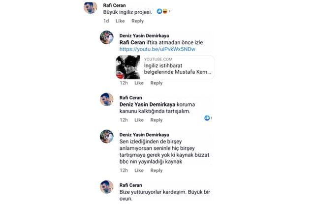 Kars'ta Atatürk aleyhine paylaşım yapan Kıdemli Başçavuş görevinden uzaklaştırıldı