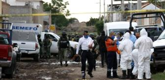 Meksika'da rehabilitasyon merkezine düzenlenen silahlı saldırıda 24 kişi hayatını kaybetti
