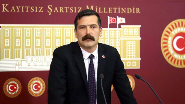 Son Dakika: Türkiye İşçi Partisi Genel Başkanı Erkan Baş da Meclis Başkanlığı'na adaylığını açıkladı