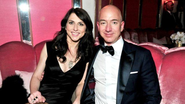 Dünyanın en zengin insanı, Amazon'un patronu Bezos'un serveti rekor kırdı: 172 milyar dolar