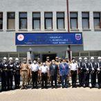 İçişleri Bakan Yardımcısı Ersoy ve Jandarma Genel Komutanı Orgeneral Çetin, Bilecik'te