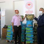 Samsun'da çiftçilere 6 ton silajlık mısır tohumu dağıtıldı