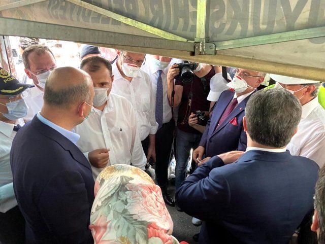Son dakika: Erdoğan'dan Sakarya'daki patlamaya ilişkin ilk açıklama: 2 kişi öldü, 1'i ağır 74 kişi yaralandı