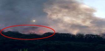Son dakika: Sakarya'da havai fişek fabrikasındaki patlamadan ilk görüntüler geldi