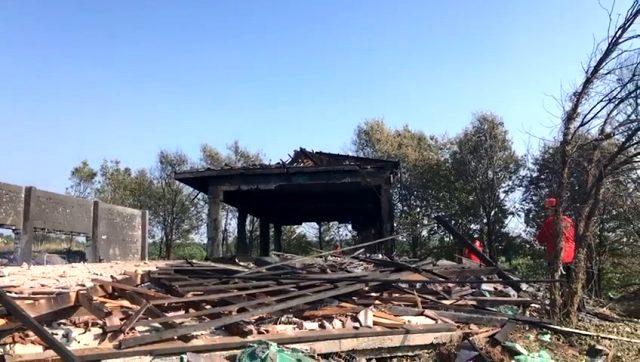 Son Dakika: Sakarya'daki havai fişek fabrikasındaki meydana gelen patlamada 4 vatandaşımız öldü, 3 vatandaşımız kayıp