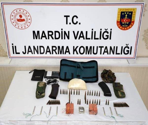 Bakan Soylu: Mardin'de kimyasal patlayıcı ele geçirildi (2)