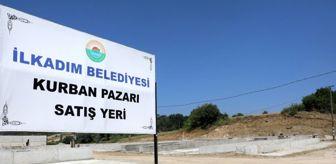 Türkiye Sağlık İşçileri Sendikası: İlkadım'da hijyenik modern kurban pazar yeri hazırlıkları devam ediyor