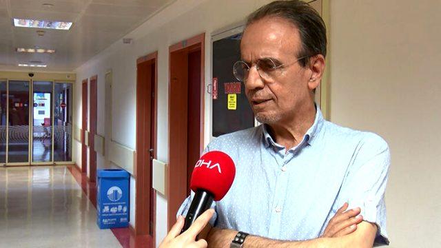 Prof. Dr. Mehmet Ceyhan, koronavirüs salgınında en riskli meslek gruplarını paylaştı