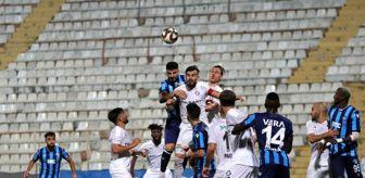 Hasan Düzgün: TFF 1. Lig: Adana Demirspor: 2 Altay: 2