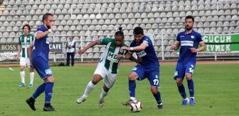 Jugurtha Hamroun: TFF 1. Lig: Giresunspor: 0 BB Erzurumspor: 2