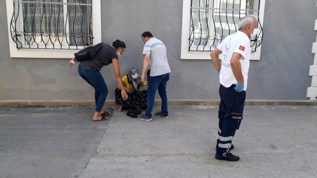 Bursa'da çöp tartışması taşlı sopalı kavgaya döndü