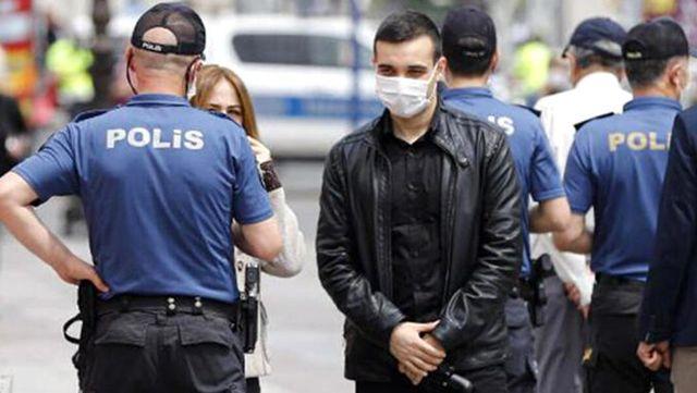 Koronavirüs tedbirleri kapsamında polis ceza kesebilir mi? Emniyet'ten tartışmaları bitirecek açıklama