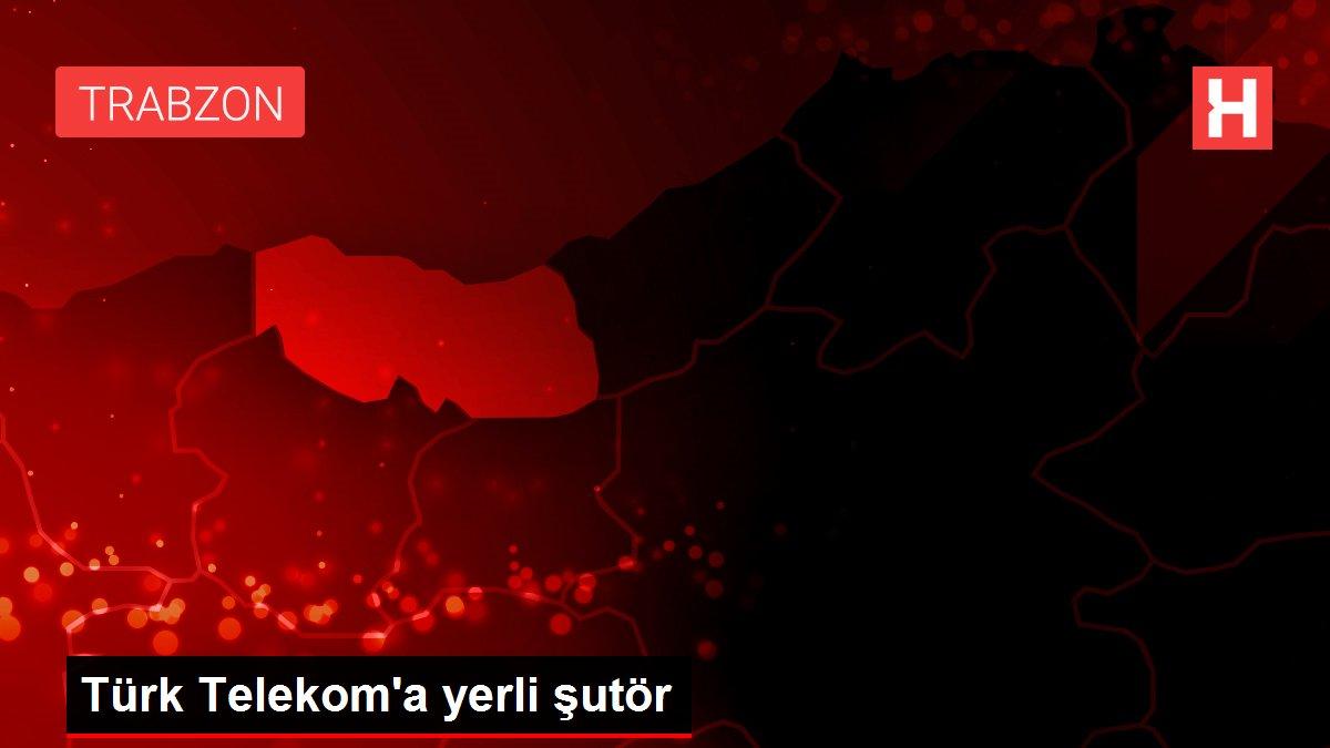 Türk Telekom'a yerli şutör