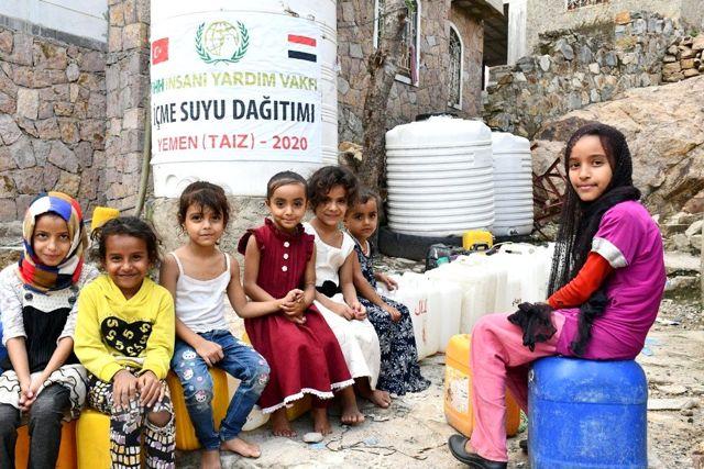 Son dakika güncel: Türkiye'den Yemen'e 250 bin kişilik yardım