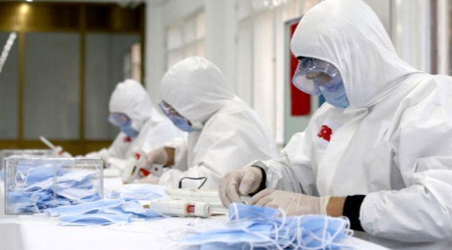 Türkiye maske ve koruyucu giysi ihracatından 573 milyon dolar kazandı