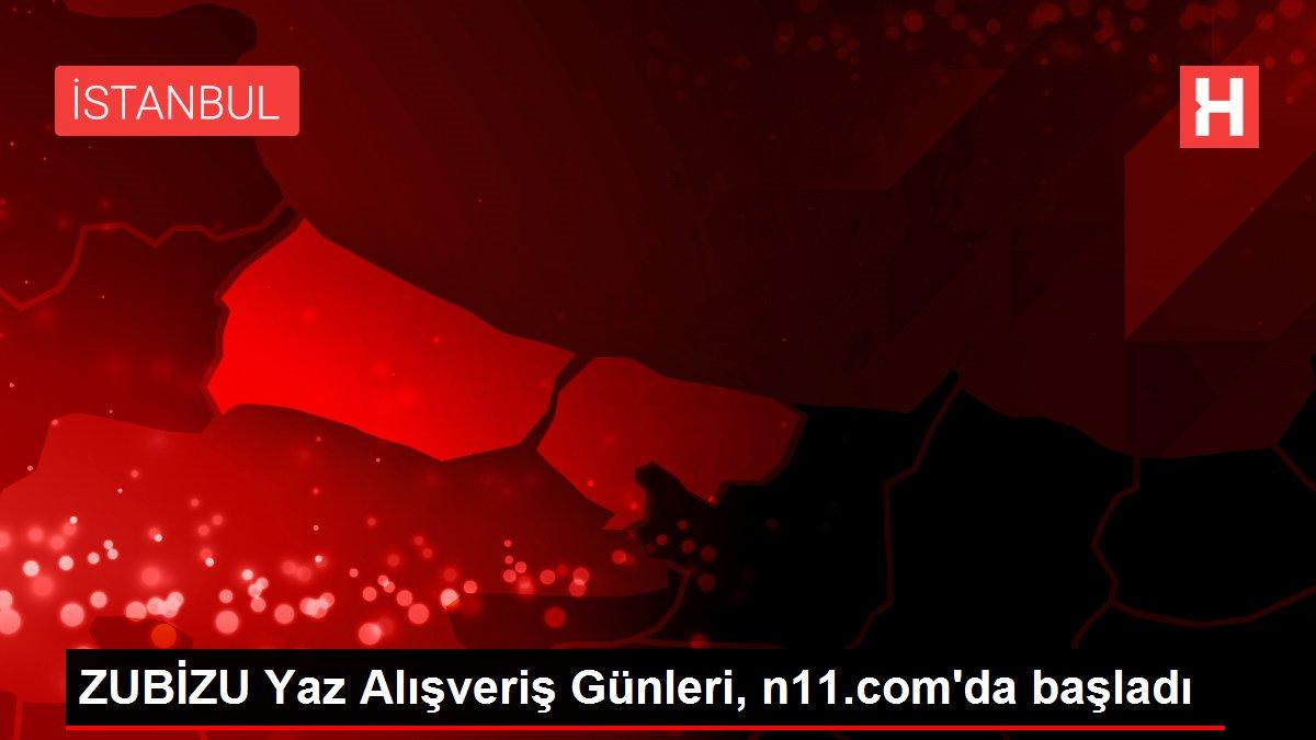 ZUBİZU Yaz Alışveriş Günleri, n11.com'da başladı
