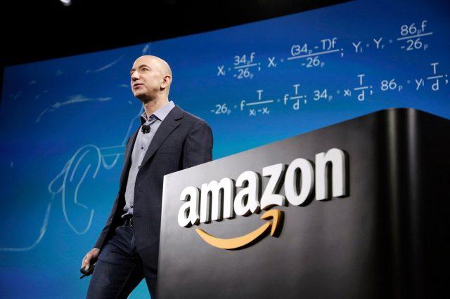 Amazon'un kurucusu Jeff Bezos servetini bir günde 9,2 milyar dolar artırdı