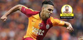 Ariel Ortega: Galatasaray'da en pahalı golleri Radamel Falcao atıyor