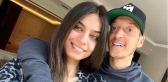 Amine Gülşe: Mesut Özil eşi Amine Gülşe'nin isteğiyle Çeşme'deki ultra lüks villasını yeniledi