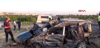 Sedat Ak: Niğde'de zincirleme kaza: 4 yaralı