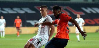Robinho: Süper Lig: Medipol Başakşehir: 2 - Denizlispor: 0 (Maç sonucu)