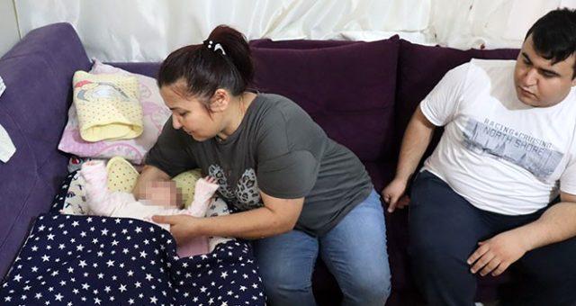 40 günlük bebeğini, eşini ve üvey kızını bıçaklayan baba, hakim karşısında çark etti