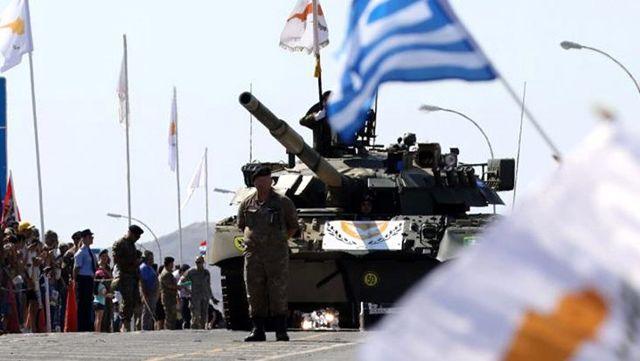 ABD, Güney Kıbrıs Rum Kesimi'ne askeri eğitim ve öğretim fonu verecek