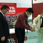 AK Parti Milletvekili Günay, TOKİ kura çekimlerine katıldı