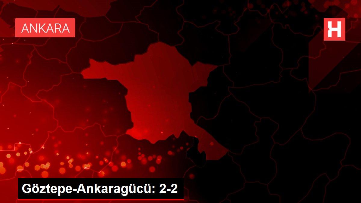 Göztepe-Ankaragücü: 2-2