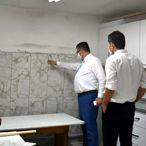 Nallıhan Belediye Başkan Yardımcısı Selvi çalışmaları inceledi