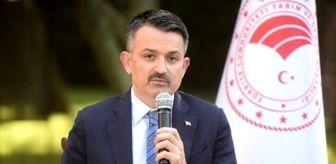 Muzaffer Yalçın: Bakan Pakdemirli: Kırsalda 12 milyar liralık yatırım, 66 bin yeni istihdam oluşturduk
