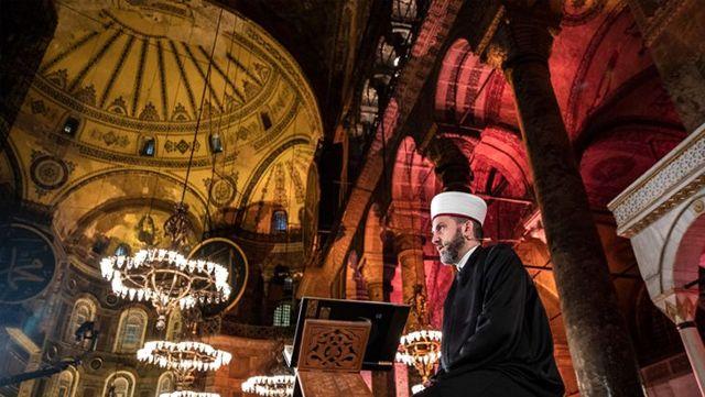 Abdulkadir Selvi, edindiği kulis bilgileriyle mahkemenin kararını erkenden duyurdu: Ayasofya cami olacak