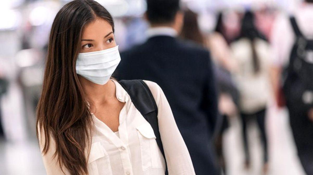 Maske takmak koronavirüs riskini yüzde 65 azaltıyor - California