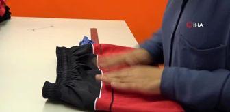 Muş: Muş'tan 25 ülkeye spor giyim ihracatı